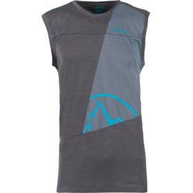 La Sportiva Strive Sleeveless Shirt Men grey